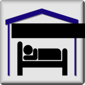 Apartment Symbol (pictogram)