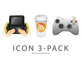 Icon Vector 3 Pack