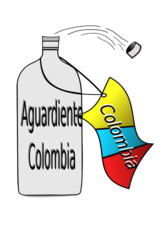 aguardiente colombia