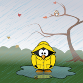 November calendar page: Weather-proofing