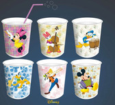 Disney's classic animated characters paper template