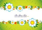 Floral Poster Template