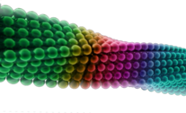 Colorful Wave PSD