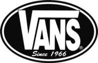 Vans Logo With White PSD