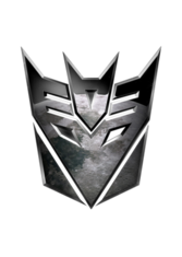 Decepticons Transformers: Dark of the Moon PSD