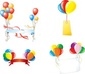 Beautiful Party Balloons