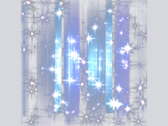 blue sparkle stripes PSD