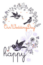 Magpie On Wedding Day, Free