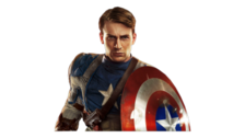 Captain America: The First Avenger HD PSD