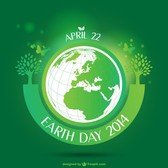 Earth day free illustration