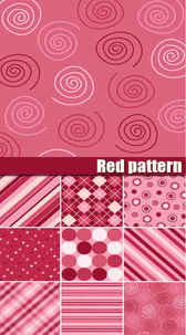 Pink Pattern background