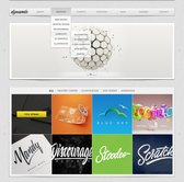 Dynamic Free PSD Website Template