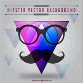 Free vector hipster illustration