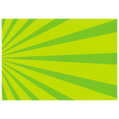 GREEN RAYS VECTOR GRAPHICS.eps