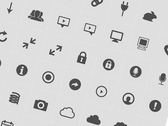 126 Vector Icon Set