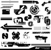 Hi-Tech Vector Pack