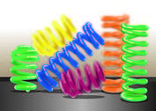 Colorful Coil Spring