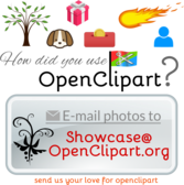 Showcase Openclipart Use Remixed