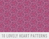 10 Lovely Valentine's Day Heart Patterns