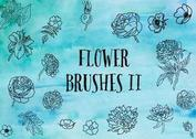 Flower Brushes Part 2 - The Smell of Roses