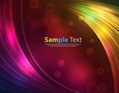 Abstract Color Background Vector Graphic Illustration