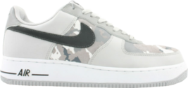 Air Force Ones Gray Camo PSD