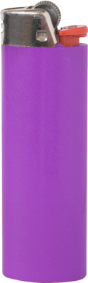 BIC Lighter Purple PSD