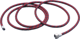 coiled airbrush hose PSD