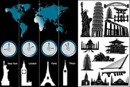 World-renowned architecture and the time zone