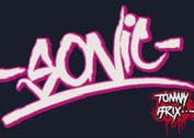 SONIC design Tommy Brix