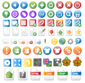Kameo Commonly Used Web Design Icons