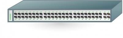 Cisco Network Ethernet Gigabit Switch