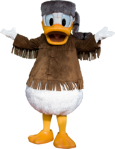 Davy Crockett Donald PSD