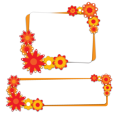 Free Flower Banners
