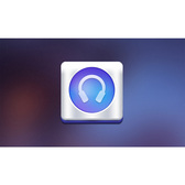 Immaculate iPhone App Icon PSD