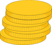 Money Stack Of Coins