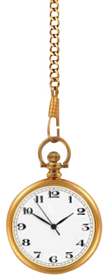 Pocket Watch PSD
