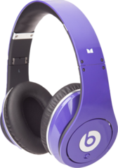 Purple Beats by Dre 1 PSD