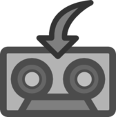 tape backup icon