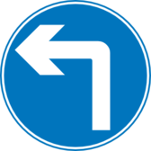 Svg Road Signs 13