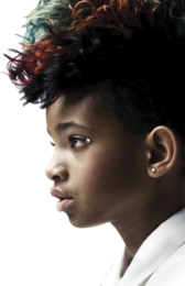 Willow Smith PSD