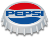 Pepsi Bottle Cap PSD