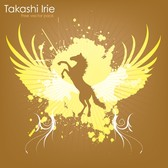 Golden Horse Background