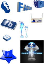 ( Facebook Icons Pack)
