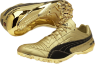 GOLD SHOES PSD