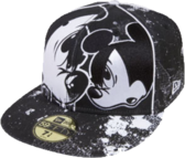 Mickey Mouse New Era Fitted PSD
