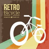 Bicycle retro free