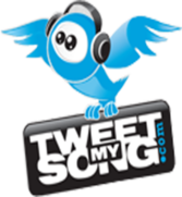 Tweet My Song Logo PSD