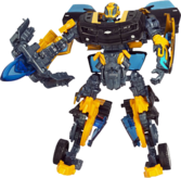 Transformers Bumblebee Toy PSD
