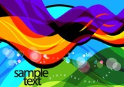 Colorful Illustration Background